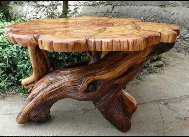 Поделки предметы мебель из дерева своими руками