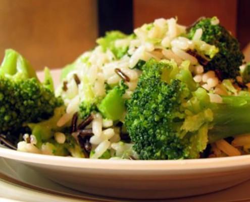Ris-s-brokkoli