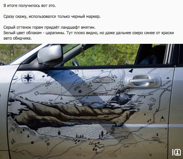 роспись авто